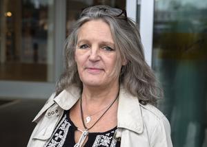 Ginger Svensson, 59, psykolog, Hudiksvall