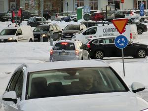 Trafikproblemen i Lillänge har varit en återkommande fråga för debatt de senaste åren.