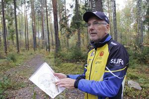 – Vi i KKOK har lång erfarenhet av att arrangera stor tävlingar, säger Alf Lindberg.