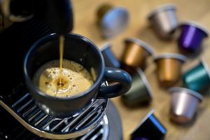 Italienska kedjan Mr. Espresso är på väg att etablera sig i Västerås city. Foto: Janerik Henriksson/TT