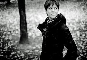 PressbildJohanna Nilsson kommer till Borlänge för att ta emot priset.