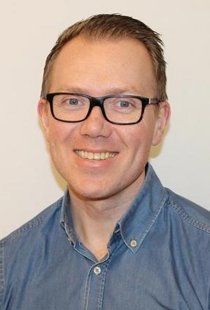 Fredrik Nyström. Foto: MSB