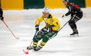 Misha Svechnikov stod för två mål och ett assist när Ljusdal kryssade borta mot Kungälv.