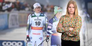 Maja Dahlqvist tog en ny pallplats under lördagens sprint i Lahti. Sportens Camilla Westin listar fem heta punkter från sprinttävlingarna i världscupen.