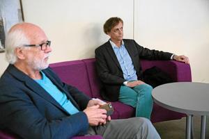 Ordförande Ingvar Henriksson (S) och vd Ulf Rosenqvist har varit passiva och vilseledande.