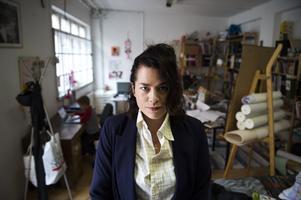 Liv Strömquist är en kulturarbetare vars konst ansetts för provocerande för Sverigedemokraterna.Foto: Emil Langvad / TT