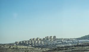 Med över 600 000 olagliga bosättare i ett sönderhackat Västbanken och östra Jerusalem visar Israel att de aldrig kan tänka sig en tvåstatslösning i enlighet med FN:s önskemål, skriver Fredrik Wadman, Tankesmedjan Palpac, som ett debattsvar på en debatt som varit med i DN 7 augusti.  Foto: Yvonne Åsell/SvD/TT