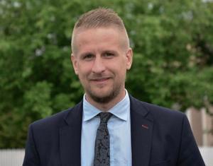 Patrik Salminen. Foto: Privat.
