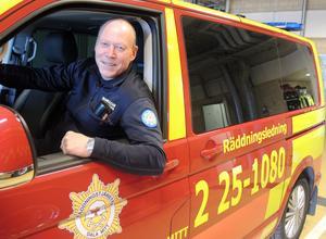 Anders Strömberg, insatsledare vid Räddningstjänsten Dala Mitt har gått i pension efter 36 år och kan summera ett yrkesliv med både dramatik och glädje och, inte minst, yrkesmässiga förbättringar.