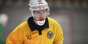 Martin Söderberg är månadens spelare i elitserien.