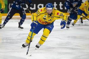 Leon Bristedt. Bild: Tomi Hanninen/Bildbyrån