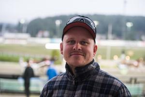 Marcus Ivarsson, 33 år, Katrinerholm