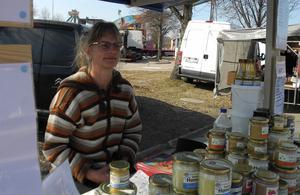 Susanne Kempe upplevde en trög försäljningsstart i Borlänge.