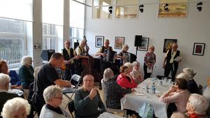 SPF Seniorerna Moringen höll årsmöte. Foto: Inga-Lill Friberg