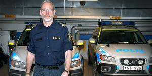 Lokalpolisområdeschef Björn Cewenhielm.