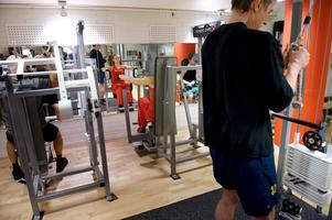 Ett dyrt gymkort kan vara en högst onödig omkostnad, om du inte använder det.Bild: Henrik Montgomery/Snanpix