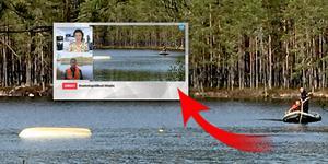 Under torsdagen kom ett larm om en drunkning på Rösjön i Falu kommun.
