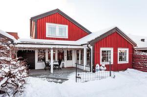 Centralt boende i eftertraktade Kopparplåten. Mycket bra och insynsskyddat läge. Foto: Kristofer Skog husfoto.