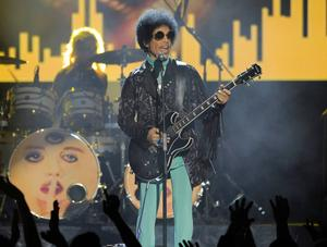 Prince. Arkivbild.   Chris Pizzello/AP/TT