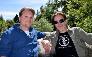 Peter Nordlinder och Jens Persson väljer att lägga ner Salong Draken efter 18 år.