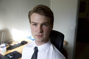 Gustav Ericsson (M), oppositionsråd i Hedemora, fick ett enigt kommunfullmäktige att ställa sig bakom sin motion.