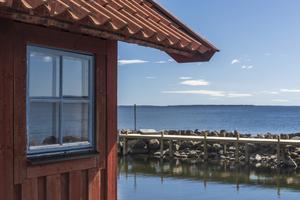 – Områden med enskilda brunnar riskerar att drabbas hårt, förklarar Maria Sävström, projektledare, Länsstyrelsen Stockholm. Foto: TT