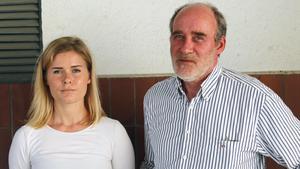 Isabella Svensson och Roger Svensson, grundare av vårdbolaget  Lugn och Ro.