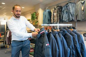 Andreas Angelov har tagit över Vincent's i Nynäshamns centrum.