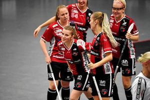 Moa Gustafsson satte 5–1-målet mot Linköping. (Arkivbild)