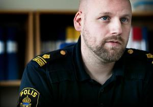 David Birgestad ser ett samband mellan flera av brotten.