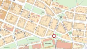 Trafikljus vid Behrn Arena nedsläckt under onsdagen – ska repareras