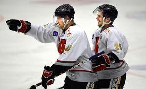 Fredrik Orrsten och Teemu Kuusisto. Bild: Kicki Nilsson