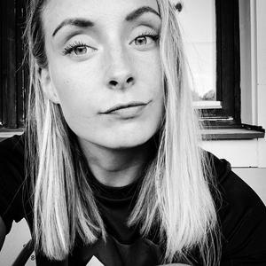 Pernilla Andersson, Östervåla IF. Foto: Privat