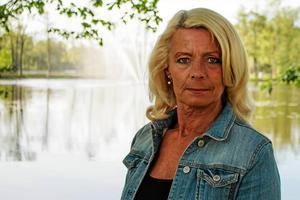 Pia Nilsson, riksdagsledamot och ordförande för Socialdemokraterna i Västmanland.