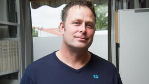 Christer Borg, Sverigedemokraterna i Fagersta.