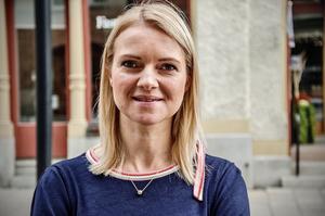 Oppositionsrådet Alicja Kapica (M) tycker inte att partierna är splittrade.