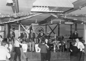 Skultuna Lagårn. Bilden är tagen på 70- eller 80-talet.