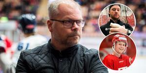 Kent Norberg, sportchef i Timrå IK, sonderar marknaden efter förstärkningar. Ett arbete som blir mer angeläget efter de senaste skadorna.