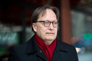 Horace Engdahl, författare, litteraturvetare och ledamot i Svenska Akademien. Foto: Henrik Montgomery / TT