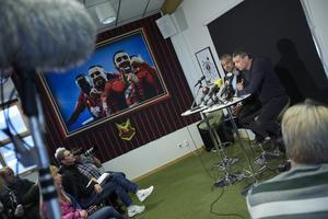 Foto: Marie Birkl Daniel Kindberg och ÖFK står i centrum för SVT:s Uppdrag granskning på onsdag.