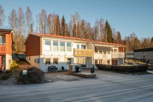 Det här huset i Gimåt i Örnsköldsviks såldes för 1 885 000 kronor. Foto: Länsförsäkringar Fastighetsförmedling