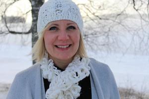 Merja Jäderholm kommer att föreläsa om personlighetsdraget HSP, högsensitivitet.Foto: Elina Sundström