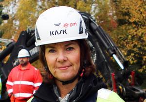 Lena Berglund, regionchef nord