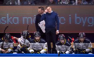 HV71 förlorade i den femte kvartsfinalen mot Färjestad, som avgjorde 17.01 in i sjätte perioden.