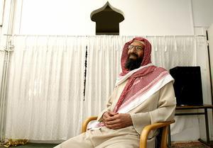 Abo Raad, imam i Gävle moské.