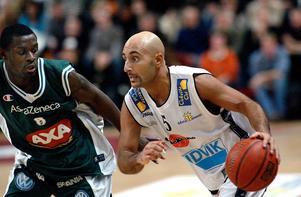 Nikolaidis spelade under några år i högstaligan tillsammans med Ockelbo. Foto: GD/Arkiv