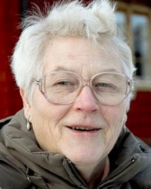 Den 22 juli 2019 avled Ljusnarsbergsprofilen Barbro Resare. Foto: NA arkiv