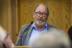 Mats Löwenstein (S), ordförande i teknik- och fritidsnämnden.