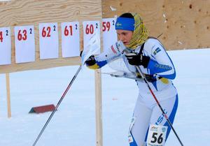 Magdalena Olsson. Bild: Gunnar Bäcke.