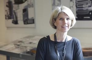 Jenny Kylefors är personalchef för Scanias forskning och utveckling. Foto: Monika Nilsson Lysell